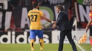Fabio Quagliarella, escluso eccellente dalla lista UEFA presentata dalla Juventus