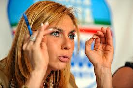 michaela biancofiore commenta videomessaggio berlusconi italia migliore