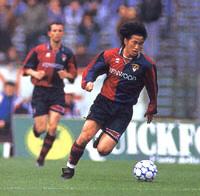 Kazuyoshi Miura, ex Genoa