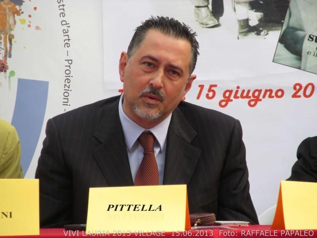 trivellazioni, Pittella, sua foto