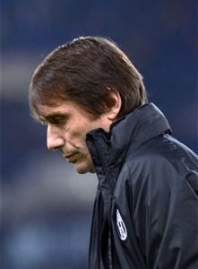 Le preoccupazioni di Antonio Conte.
