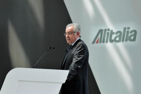 Colaninno, presidente di Alitalia