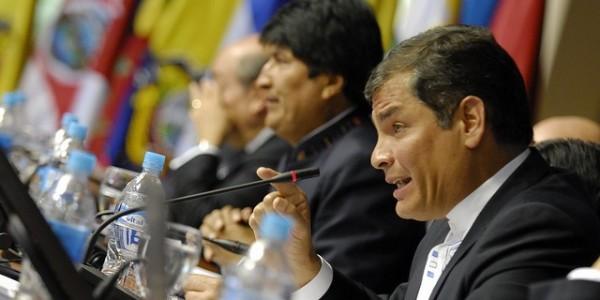 Correa-Morales-Mercosur