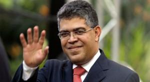 Elias Jaua, ministro degli Esteri del Venezuela