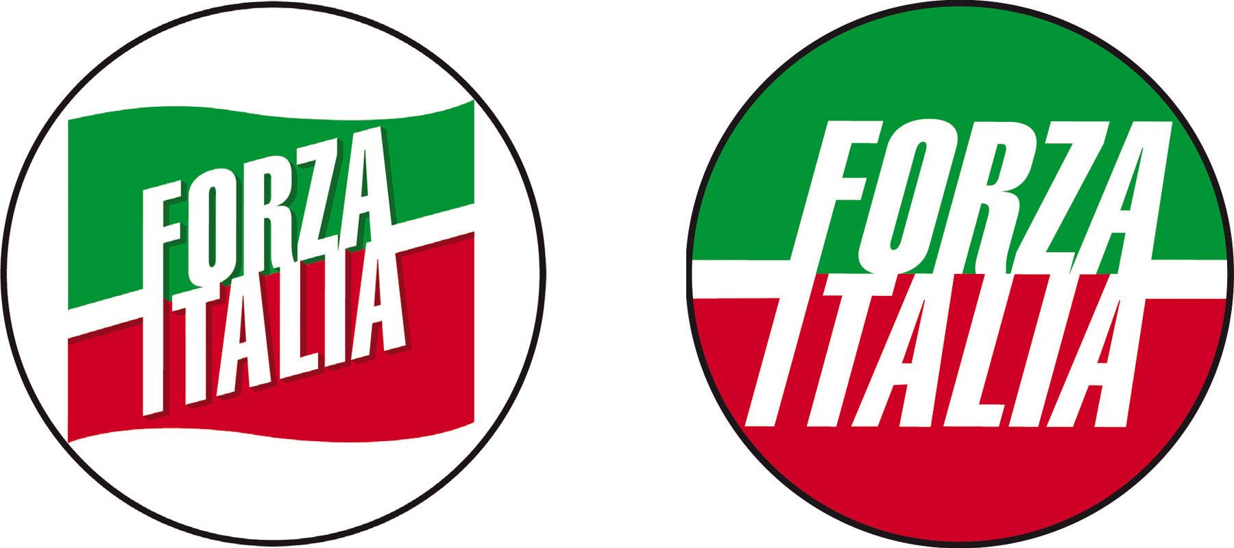 Il simbolo di forza italia narrato dal creatore for Deputati di forza italia