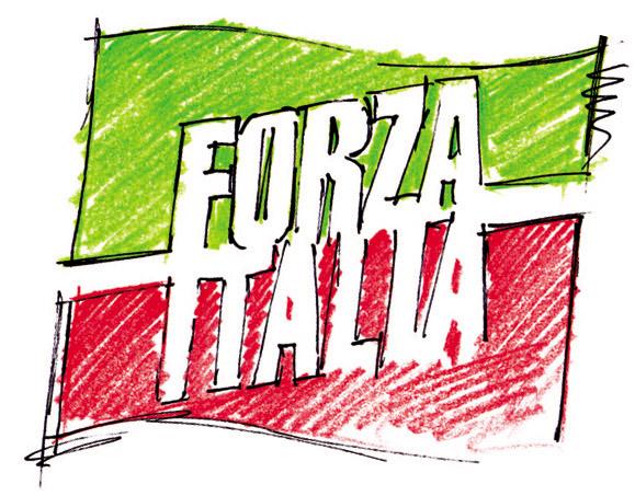 Forza Italia bozzetto finale