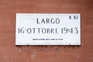 Largo 16 ottobre 1943