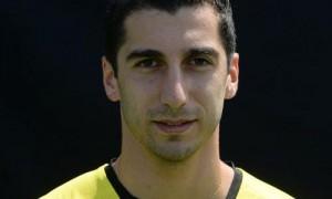 Henrik Mkhitaryan, trequartista del Borussia Dortmund e uomo chiave dell'Armenia