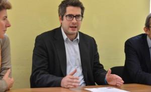 Pietro Bussolati, neo segretario del Pd milanese