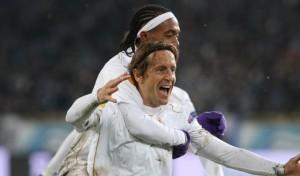 Il goal di Ambrosini che decide l'incontro