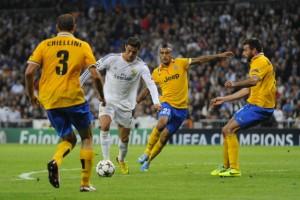 Poco Real e tanta Juve nella sfida di ieri sera