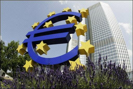 bce lenta ripresa per l'Eurozona