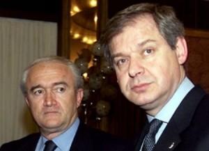 Gli ex designatori Bergamo e Pairetto