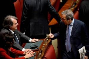 Brunetta e Schifani