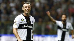 Cassano è uno degli ex illustri della sfida tra Parma e Milan