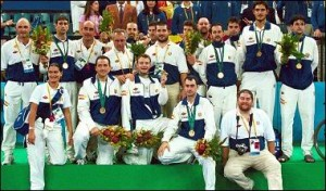La Nazionale spagnola di basket alle Paralimpiadi di Sydney
