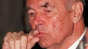 Erich Priebke, ex ufficiale delle SS, morto a Roma venerdì scorso
