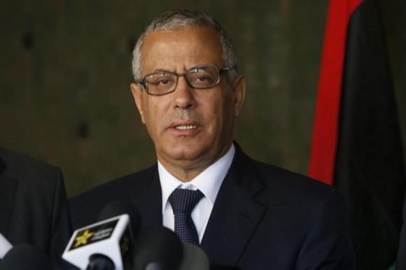 foto ali zeidan premier libia rapito stamattina