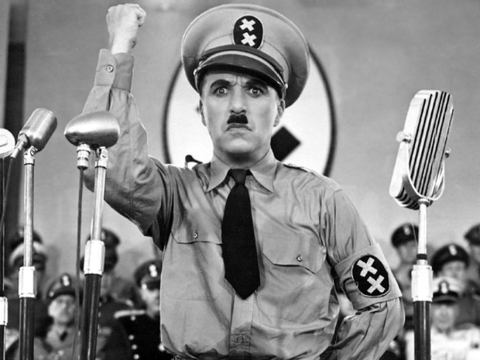 il grande dittatore di charlie chaplin