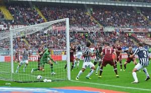Il goal di Pogba
