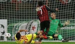 Milan: un pareggio che vale una vittoria