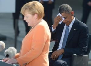 obama merkel intercettazioni