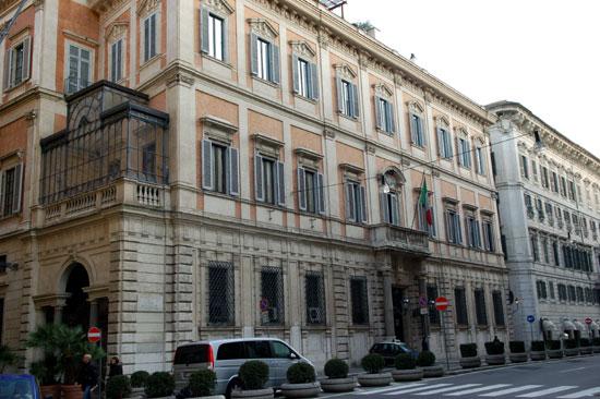 palazzo_grazioli residenza silvio berlusconi