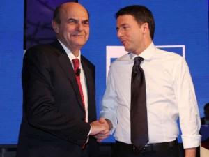 pd primarie renzi bersani premiership