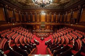 senato della repubblica decadenza berlusconi