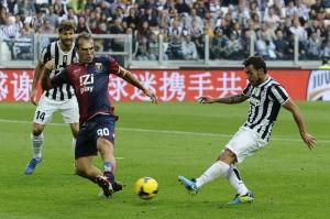 Tevez sempre più leader della Juventus