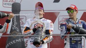 Il nuovo fenomeno della MotoGP. Chi riuscirà a batterlo nel 2014?