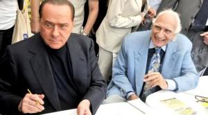 Berlusconi e Pannella