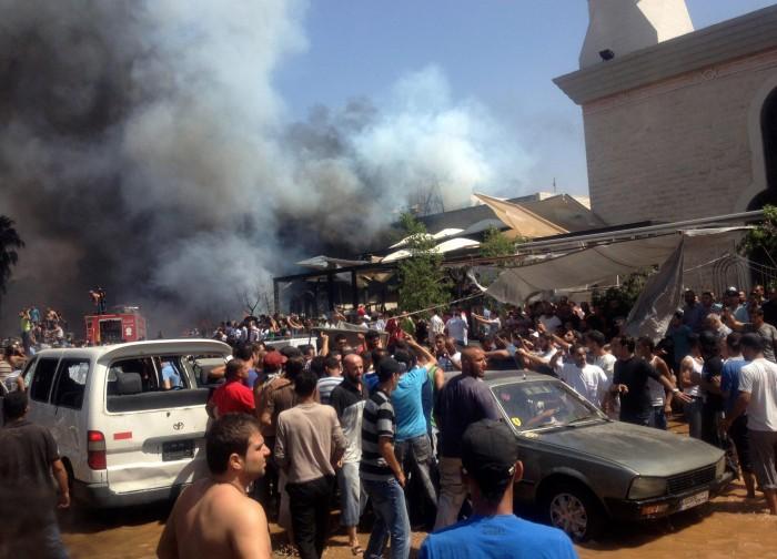 Bombe Libano