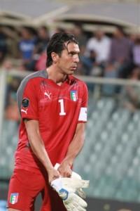 Capitan Buffon ha toccato, contro la Germania, la quota di 138 presenze in nazionale