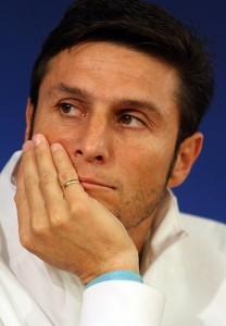 Capitan Zanetti ne è convinto: quest'Inter è da Champions