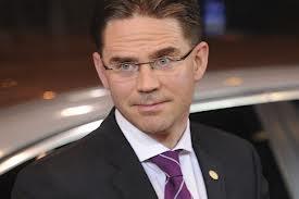 Il primo ministro finlandese Jyrki Katainen