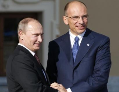 Letta e Putin