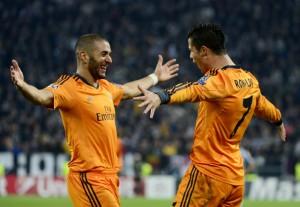 La coppia del goal: Benzema-Ronaldo