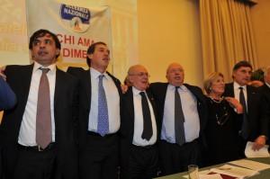 alleanza nazionale storace Fiamma guarda ad An