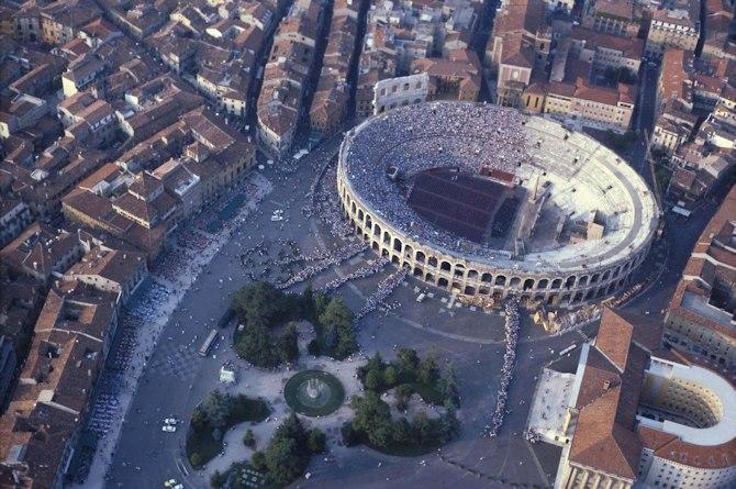 Il derby dell'Arena