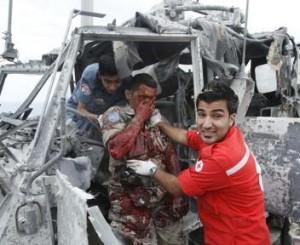 Attentato in Libano