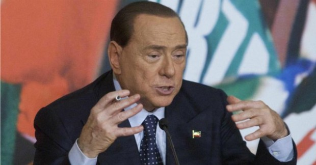 "Berlusconi sui ""forconi"""