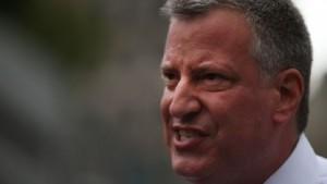 bill de blasio sindaco democratico dopo venti anni new york