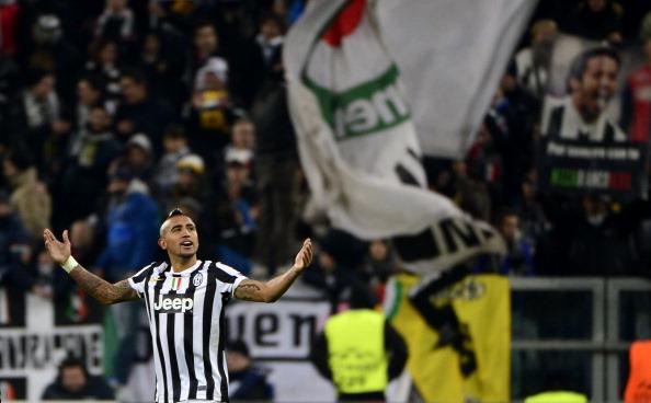 Torino si inchina ad Arturo Vidal