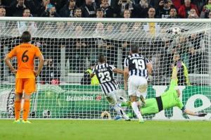 Gran serata per la Juventus