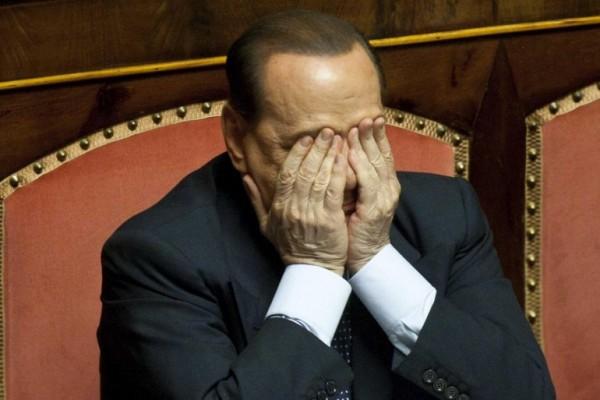 Berlusconi, il giorno della decadenza