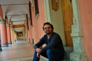 Federico Bastiani, fondatore del gruppo Social Street