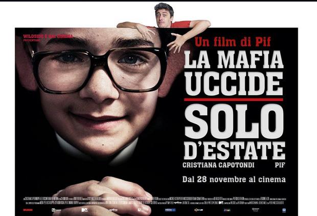 Cinema, Pif e la mafia