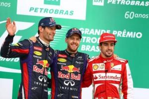 Vettel l'extraterrestre