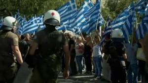 grecia alba dorata due morti ed un ferito dopo sparatoria